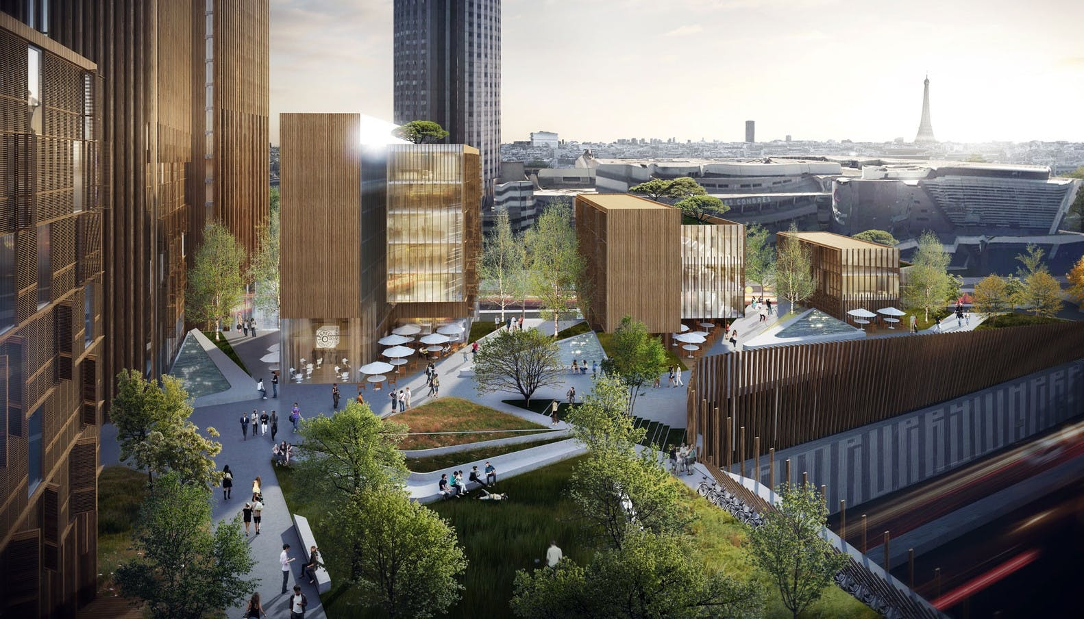 Om 20 år bør en storby se sådan ud
