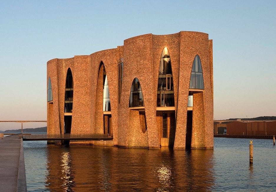 vejle fjord arkitektur olafur eliasson