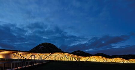 The Macallan Distillery and Visitors Center