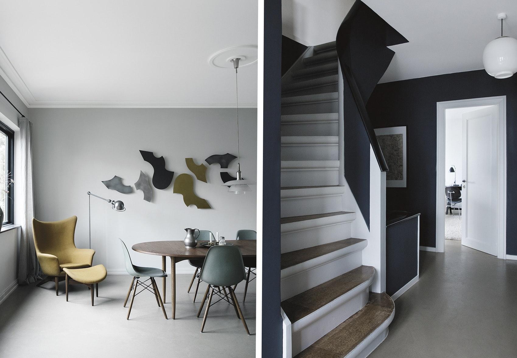 funkis hus frederiksberg indretning