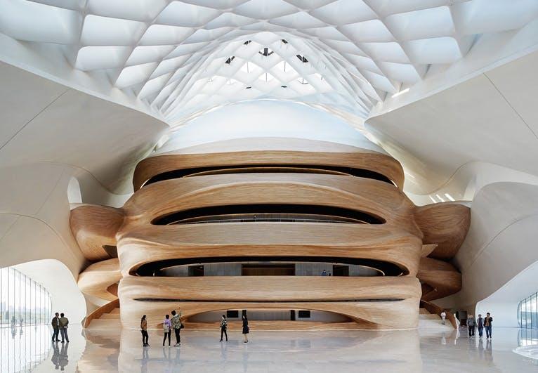 arkitektur opera kina