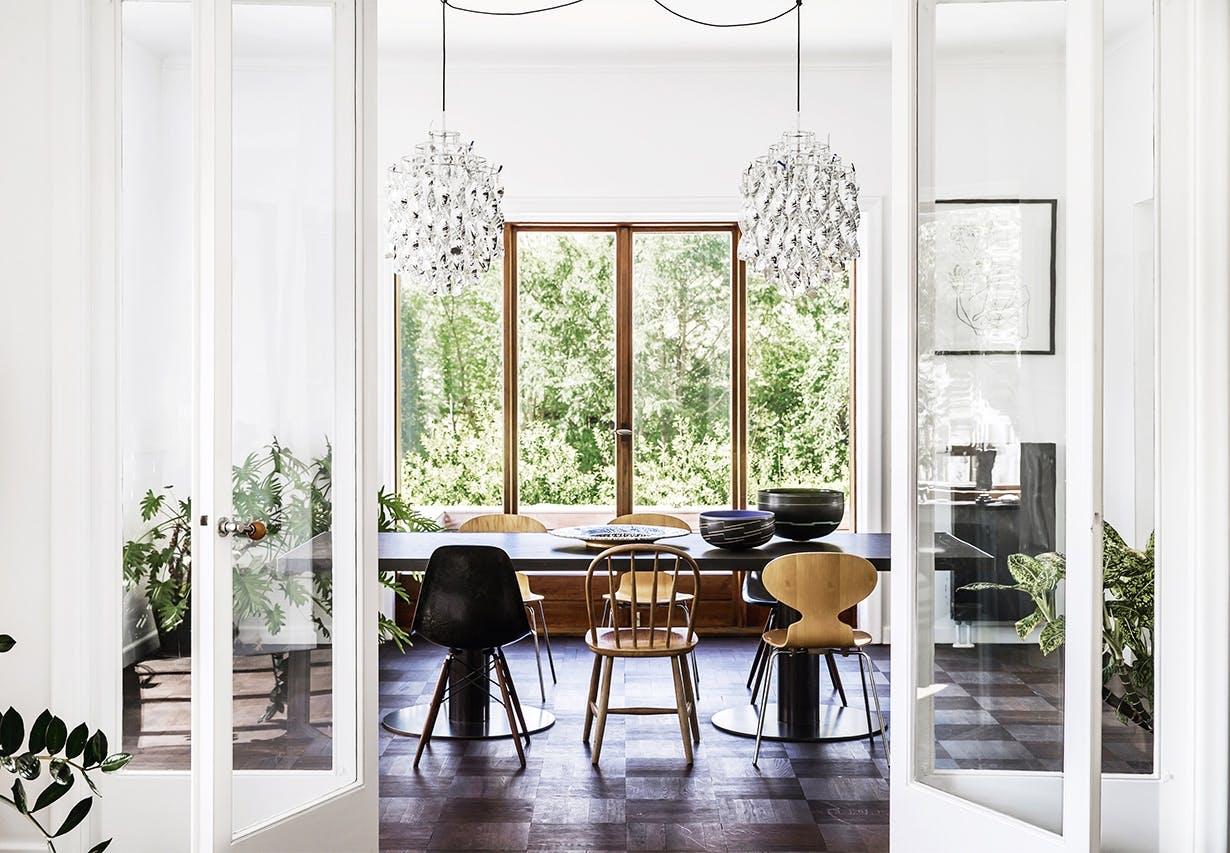 bolig indretning klampenborg villa bungalow