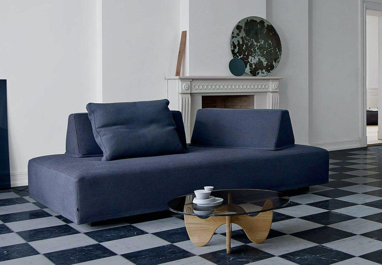 daybed fra eilersen der kan bruges som sofa