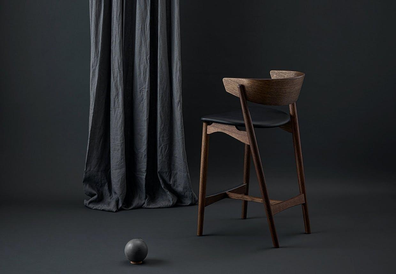 Barstole og højstole klassiske designere