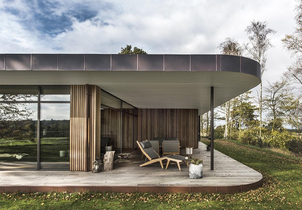 bolig boliger indretning arkitekttegnet huse