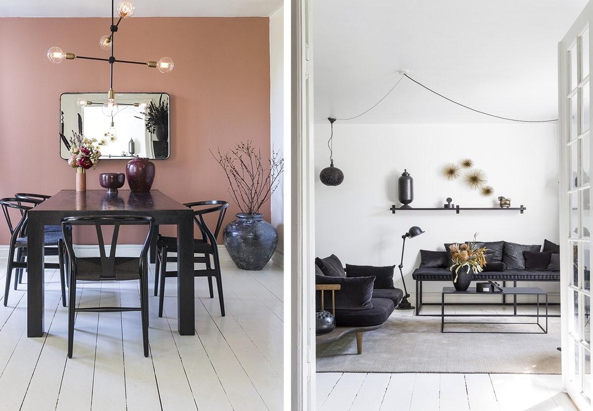 lejlighed villa indretning amager