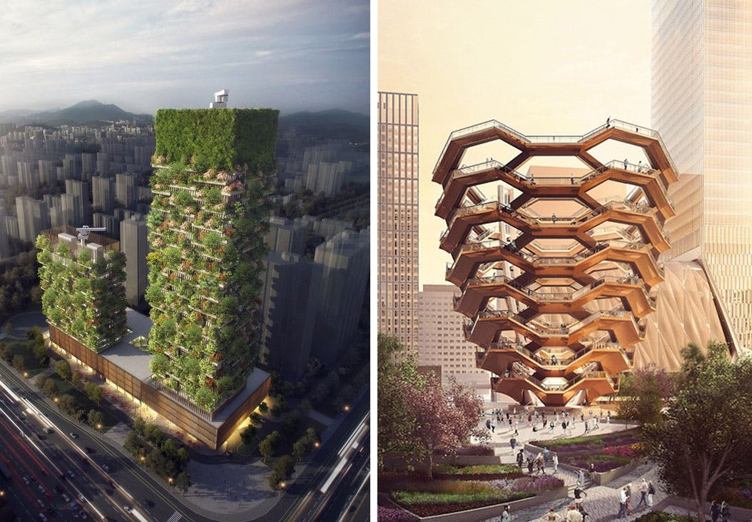 arkitektur bygninger nye vilde 2018