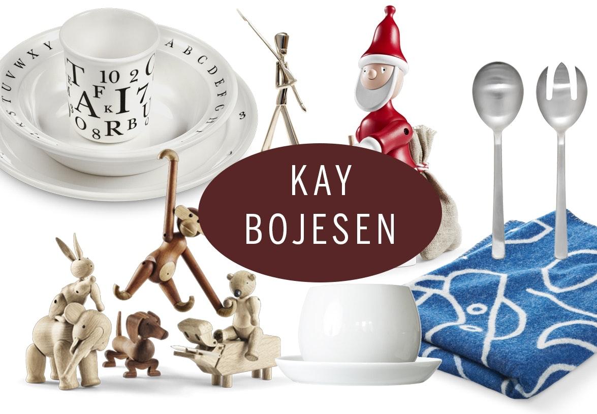 Kay bojesen abe fugl jul julegave dansk design