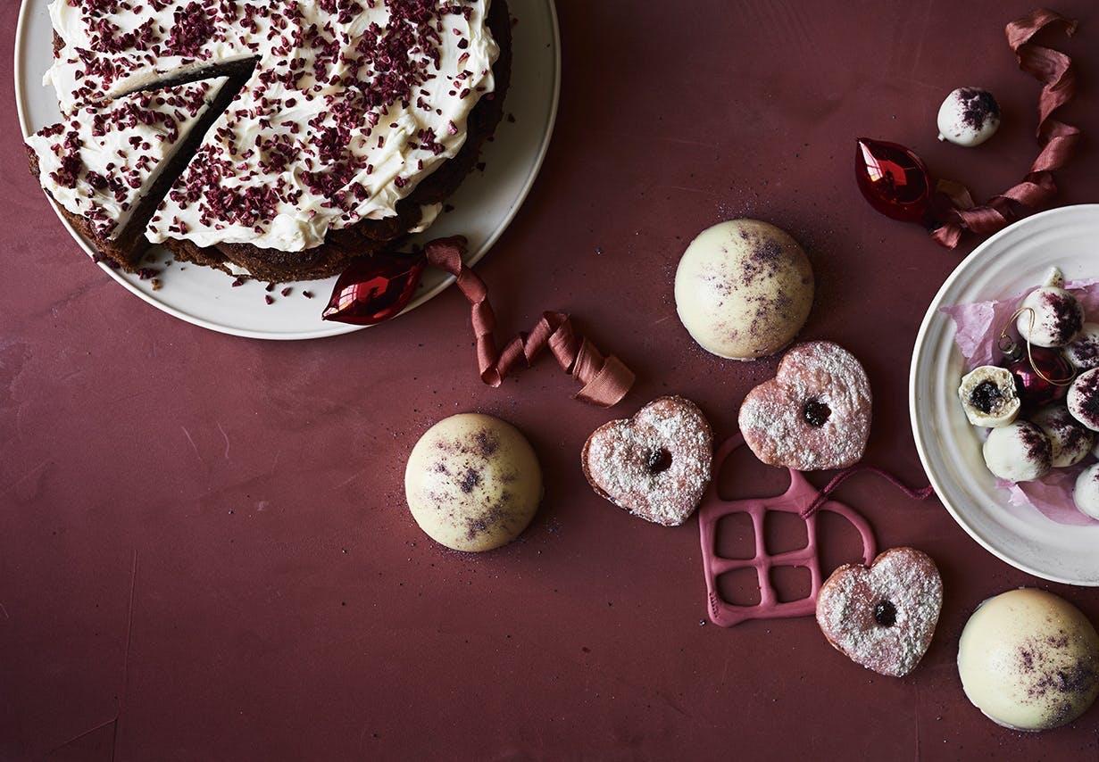 julefristelser jule godter jul konfekt småkager