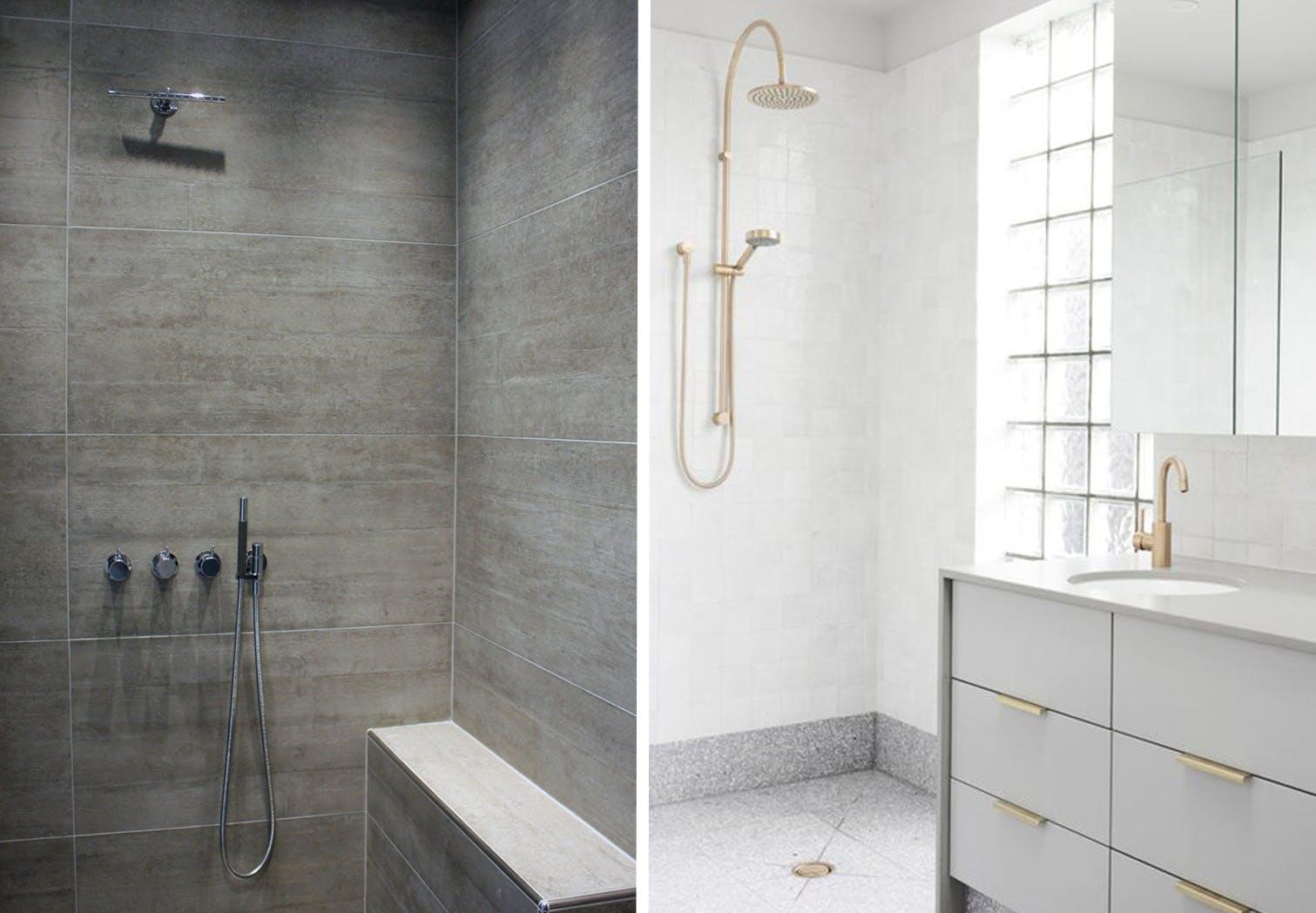 badeværelse flisebadeværelse badeværelse gulv indretning