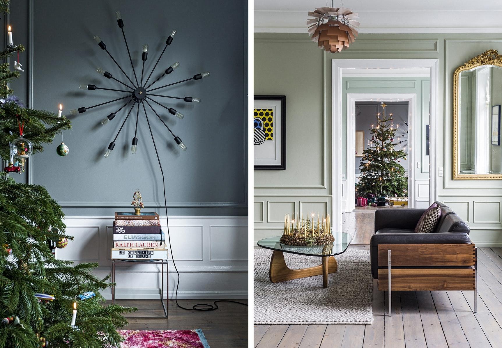 jul bolig indretning hygge lejlighed