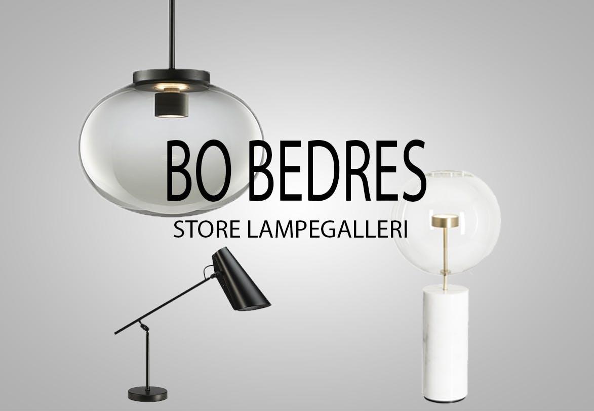BO BEDRE lampe design
