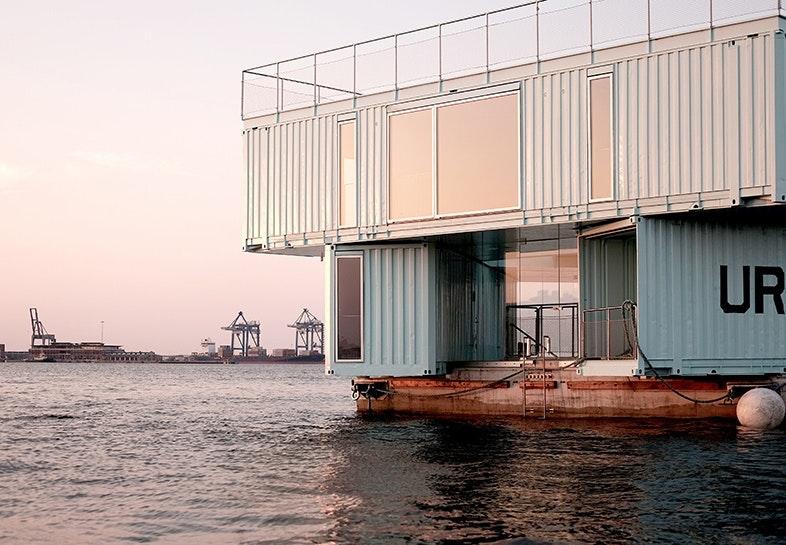 container bolig københavn danmark