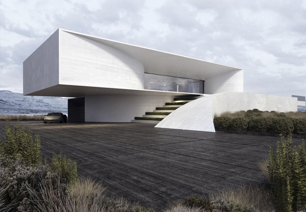 trend bo bedre romantik arkitektur