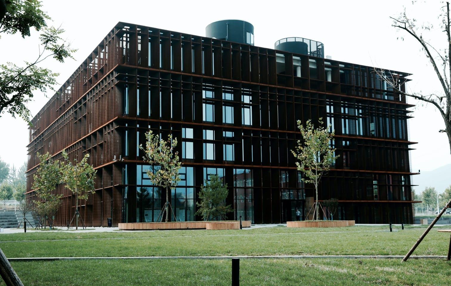Finn Juhl Kina universitet Onecollection facade
