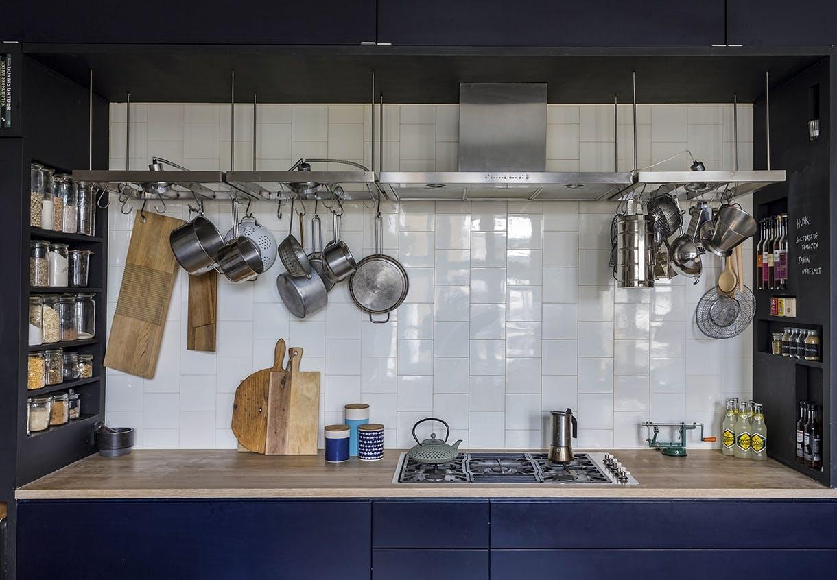 smarthjem multifunktionel compact living køkken
