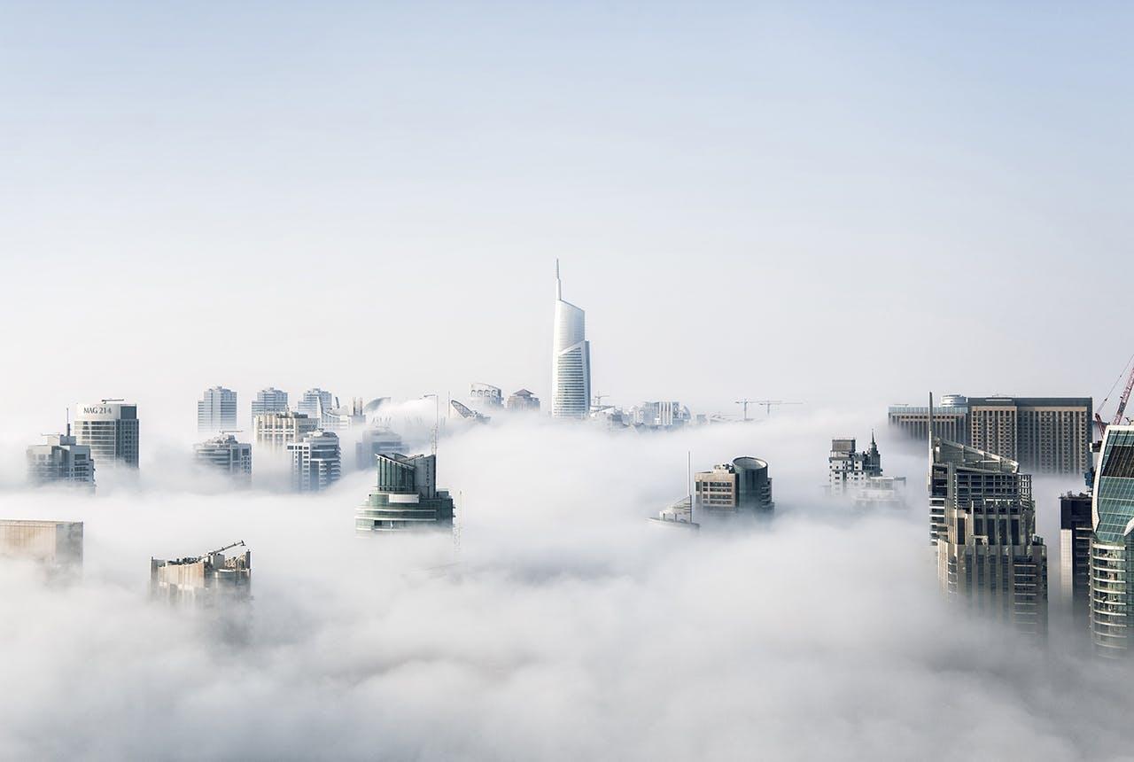 verdens højeste skyskrabere