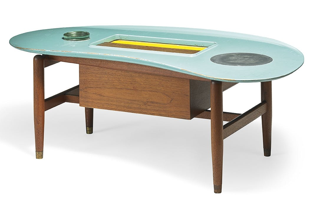 Finn Juhl møbler bord drømmebord
