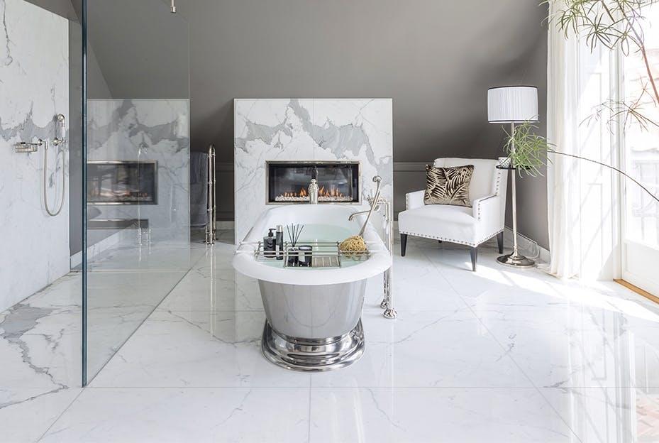 bad og design badeværelse luksus
