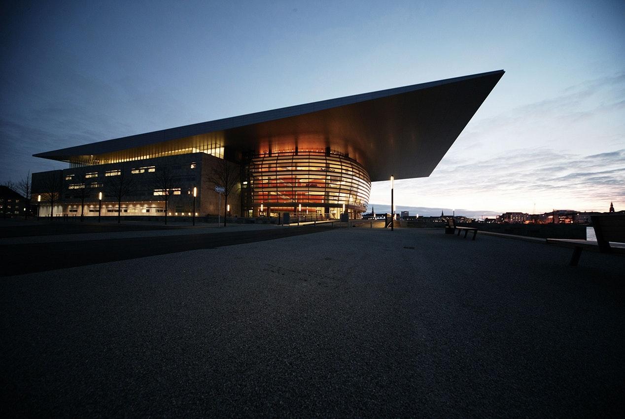 arkitektur guide københavn operaren