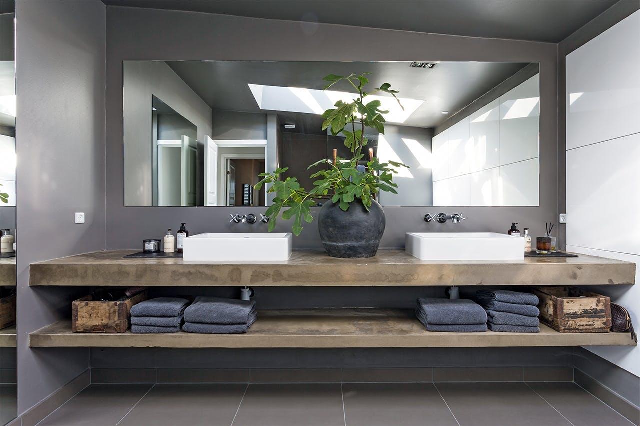 spa og wellness badeværelse