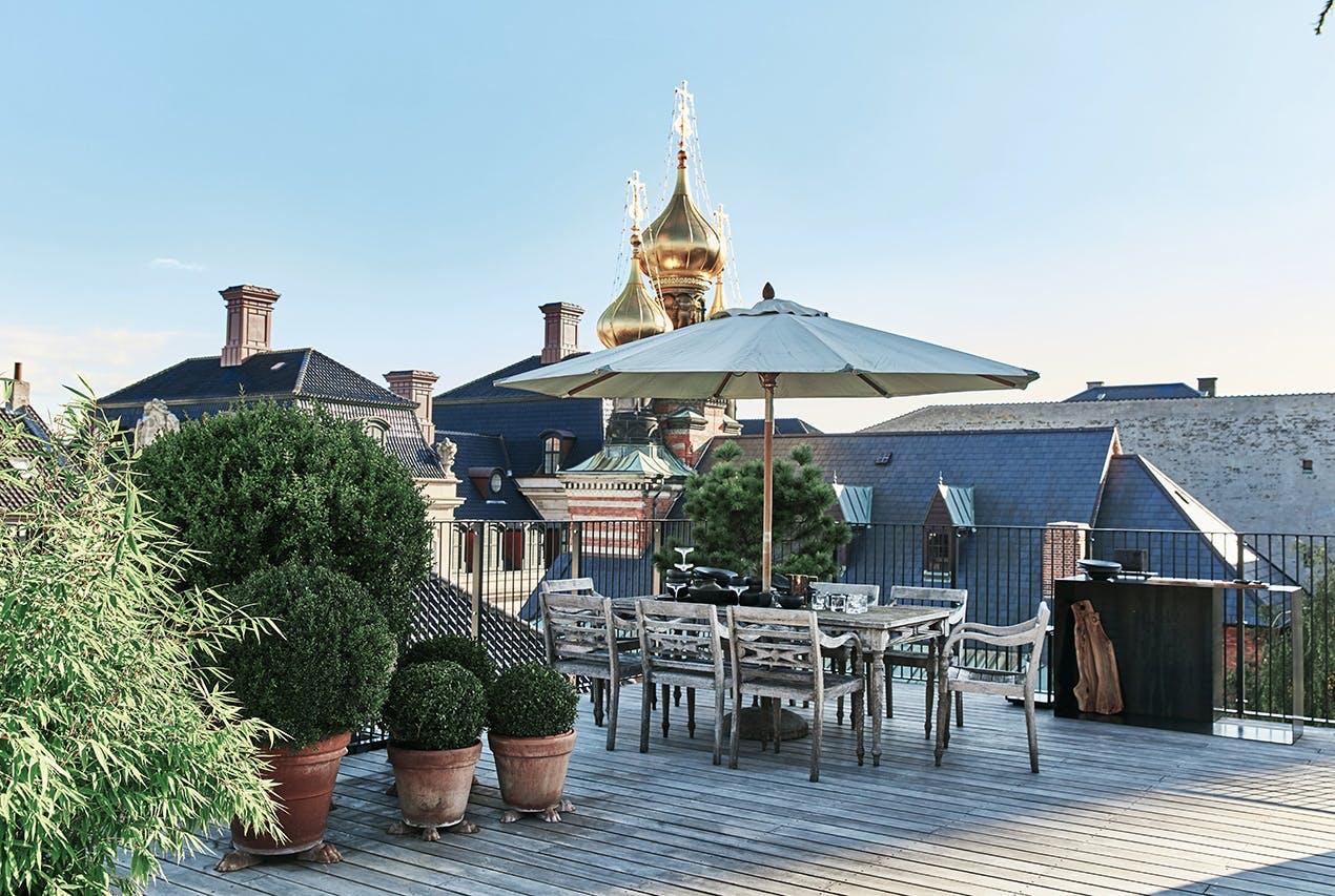 tag terrasse københavn lejlighed