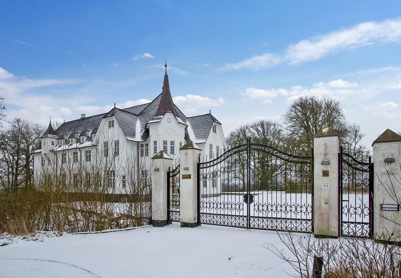 Grøngrøft Slot til salg