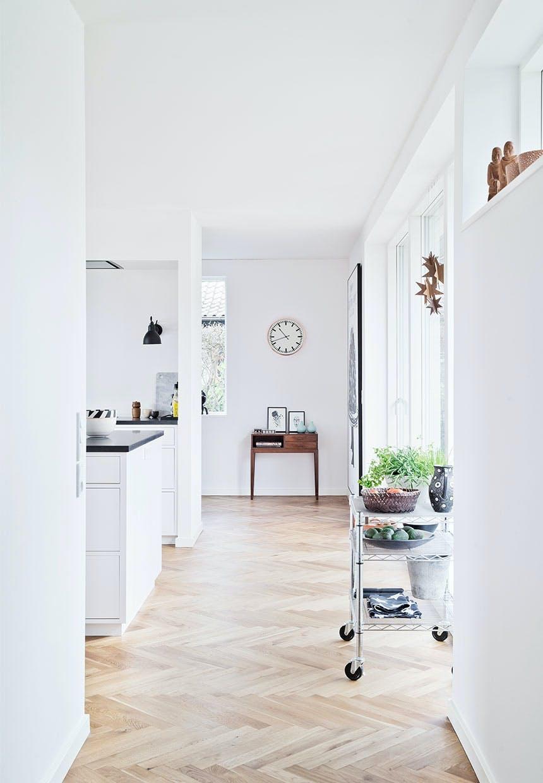 Skillevægge skaber små rum i rummet