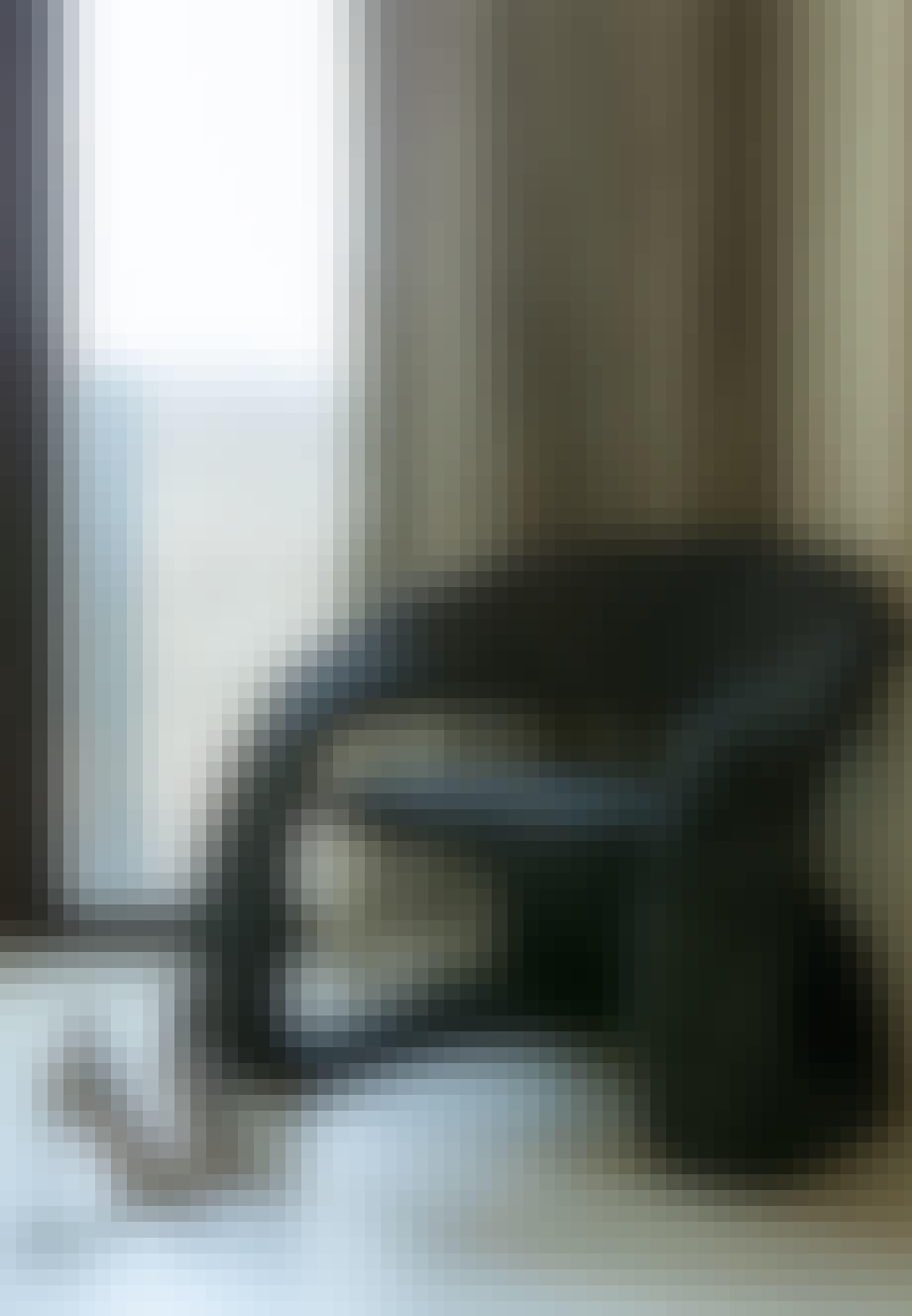 Kunstfærdig lænestol