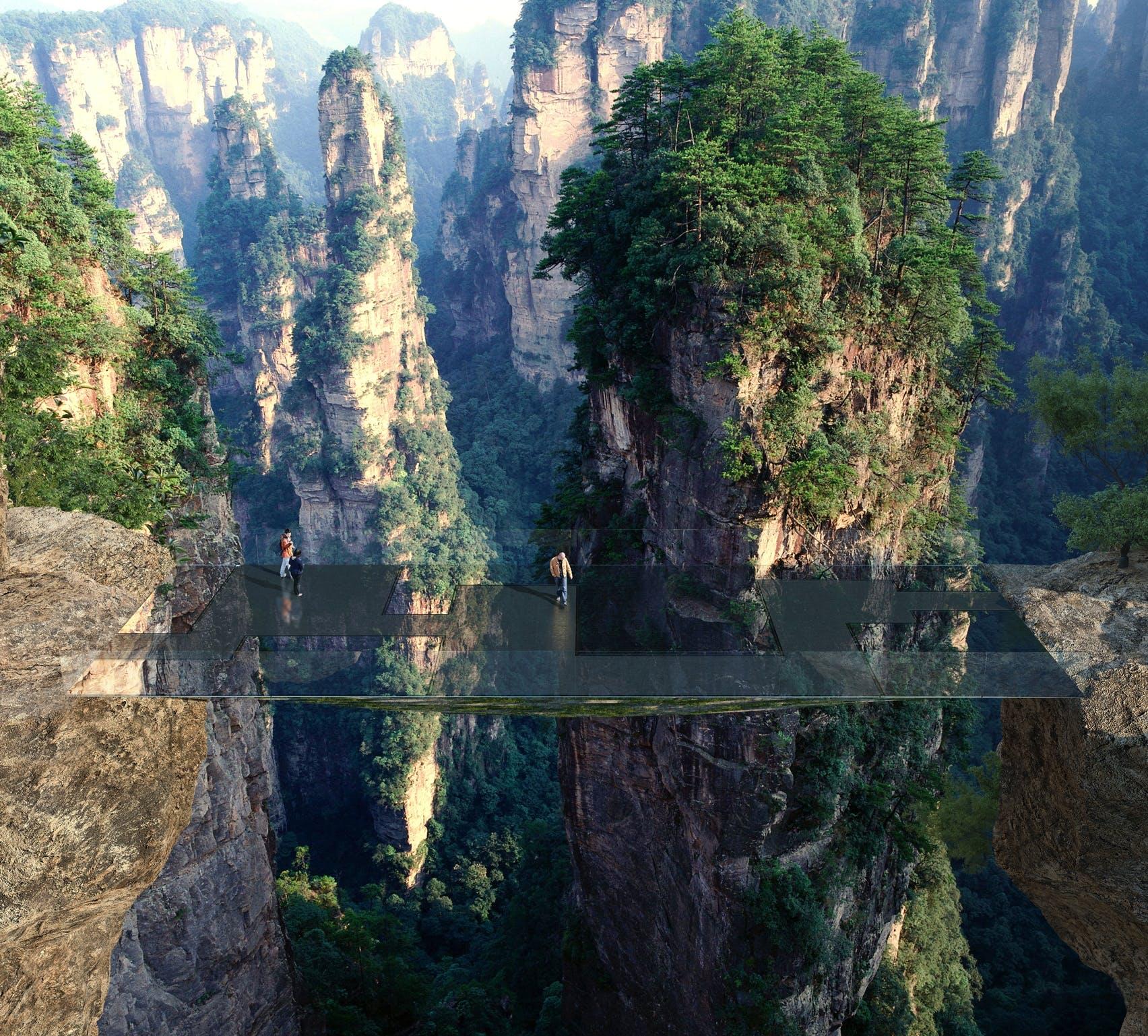 I forvejen kendt for verdens højeste og længste bro