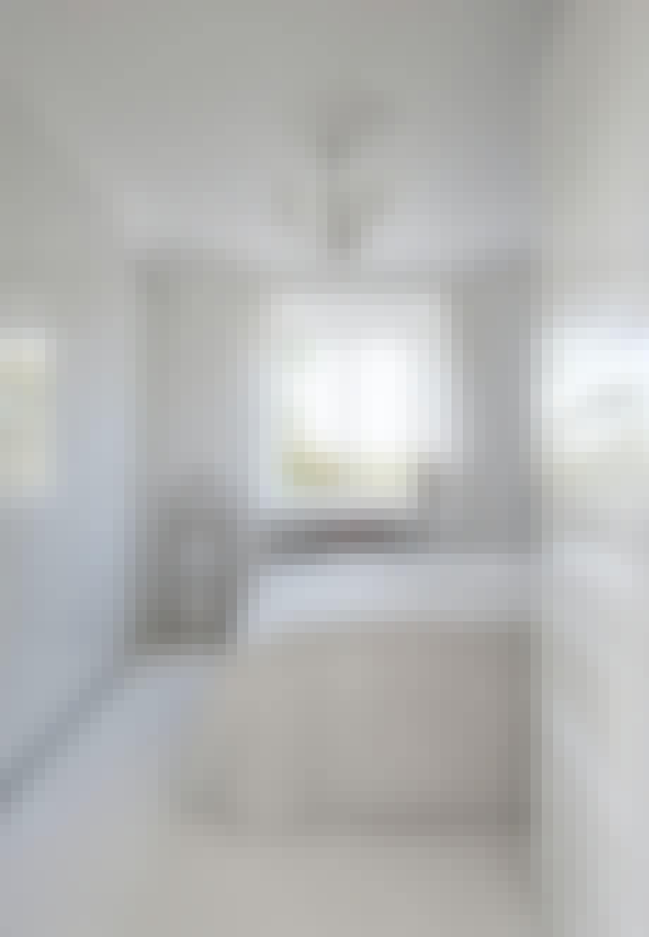 Soveværelse med skabe fra Ikea