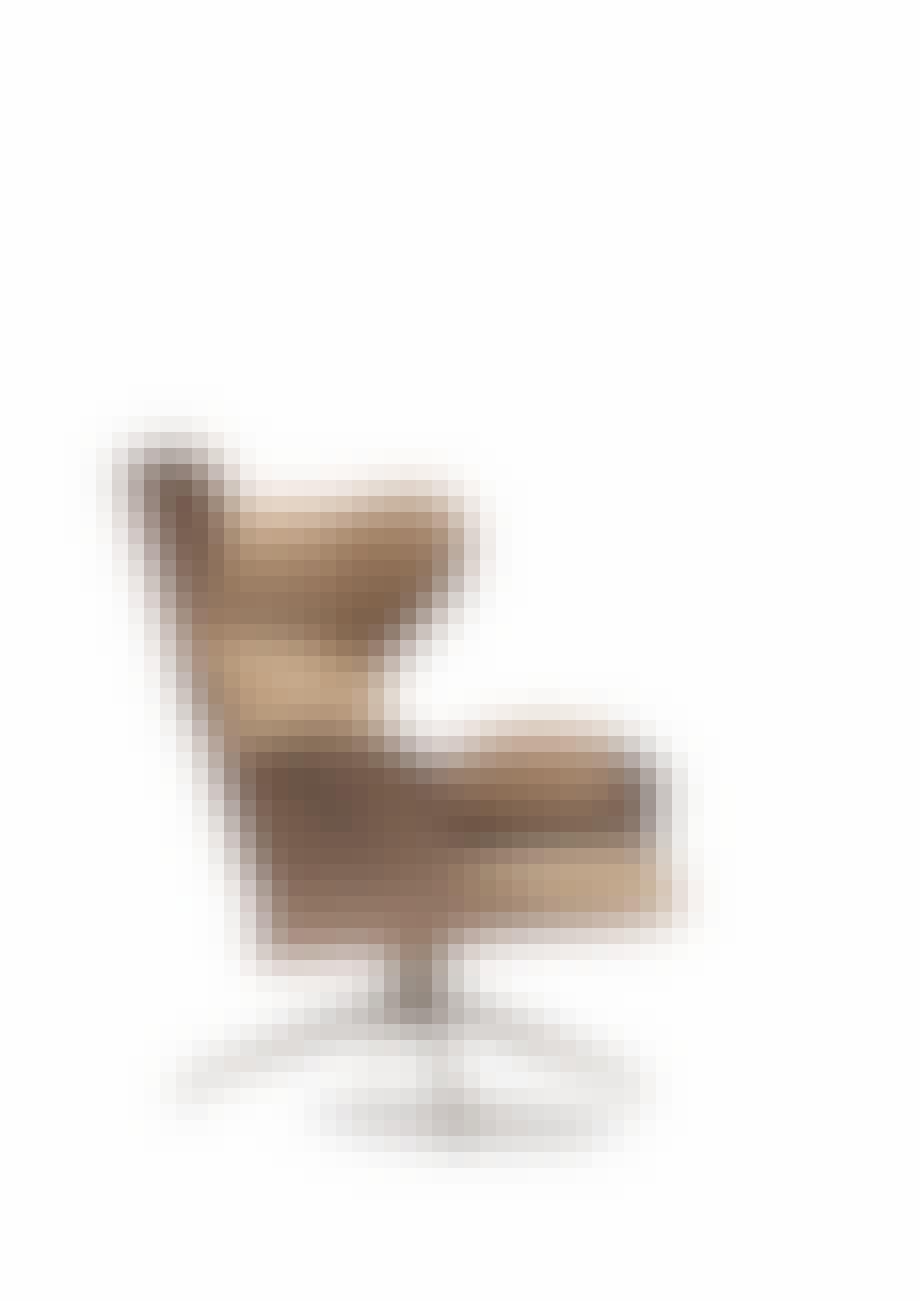 Elegant og komfortabel øreklapstol