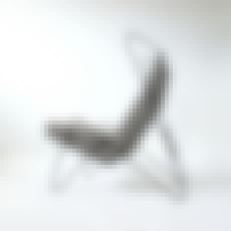 Z Lounge Chair af Roan Barrion