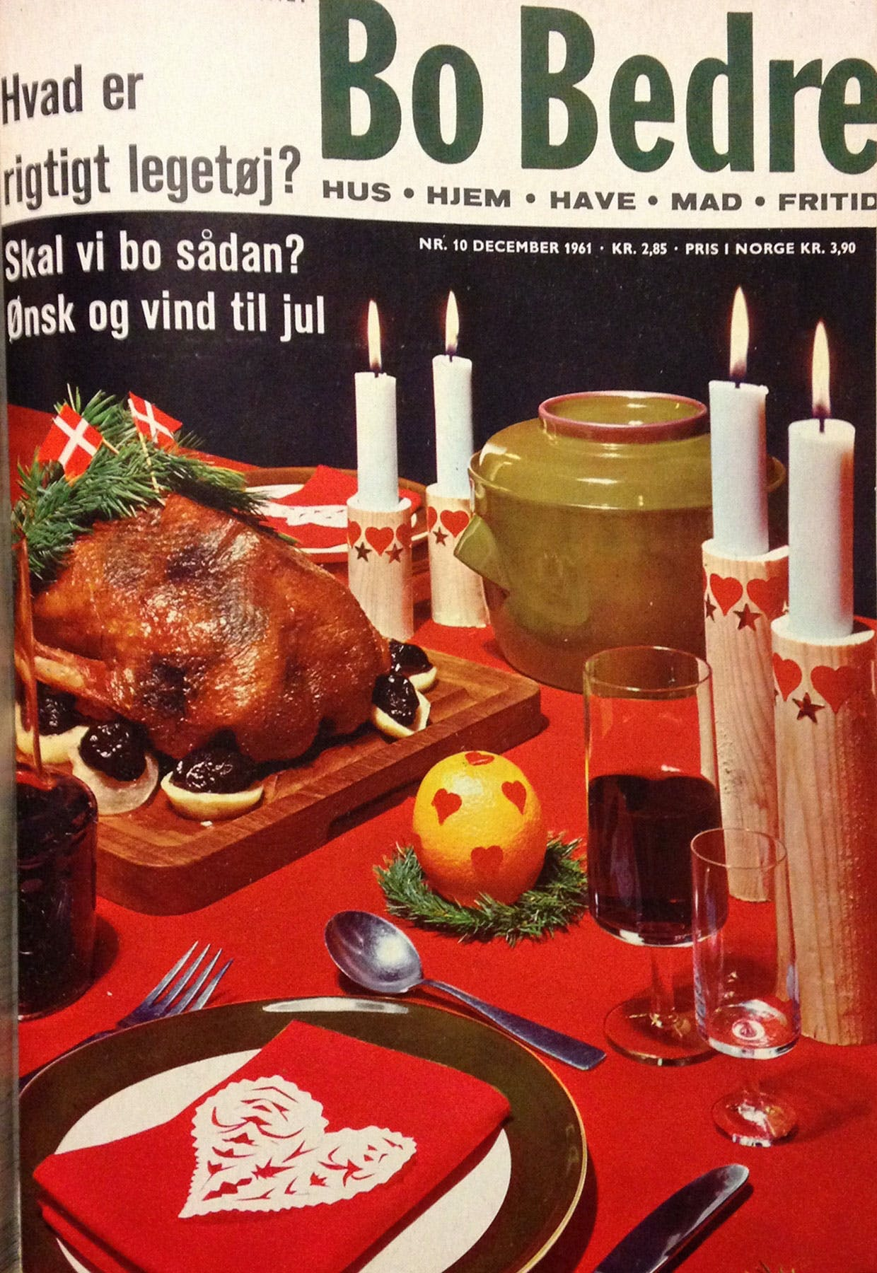 1961-2000: 40 års jul på Bo Bedre