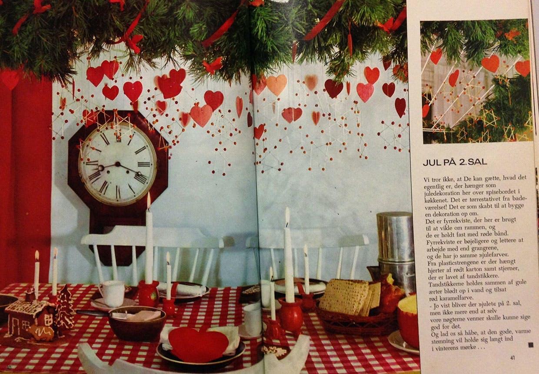 1967 - Folkelig rødternet jul
