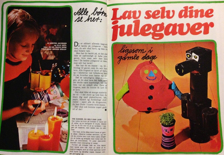 1971 - DIY julegaver