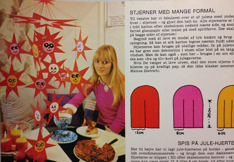 1973 - Animerede juledekorationer