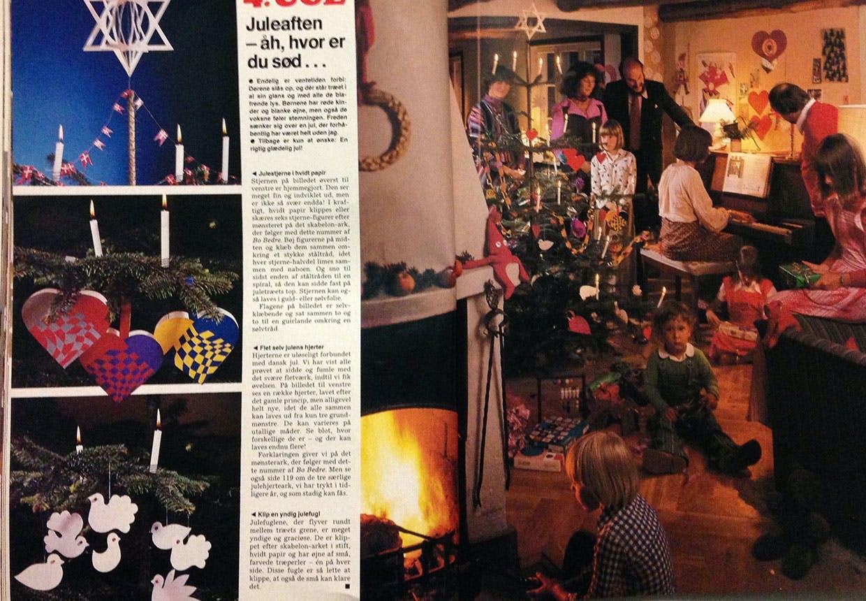 1978 - Juleaften med pagehår