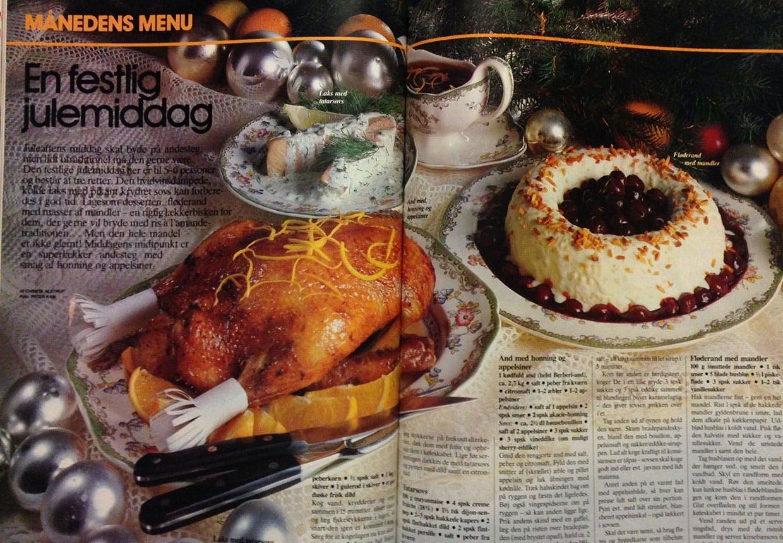 1984 - Traditionel julemiddag