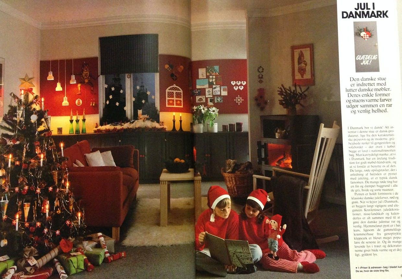 1985 - Jul i Danmark