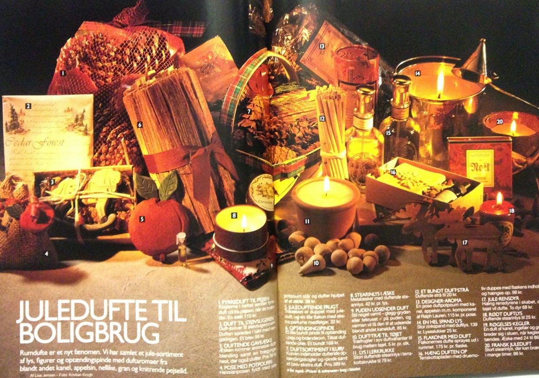 1992 - Juledufte