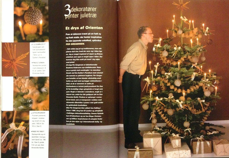 1998 - Dekoratørernes juletræer