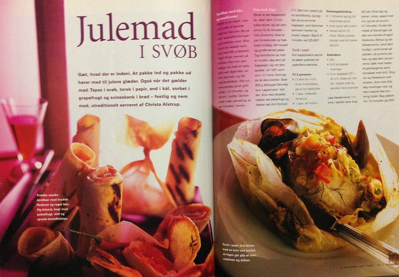 1998 - Julemad i svøb