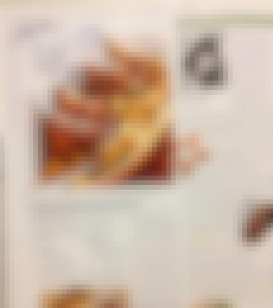 1999 - Juleand som fast food