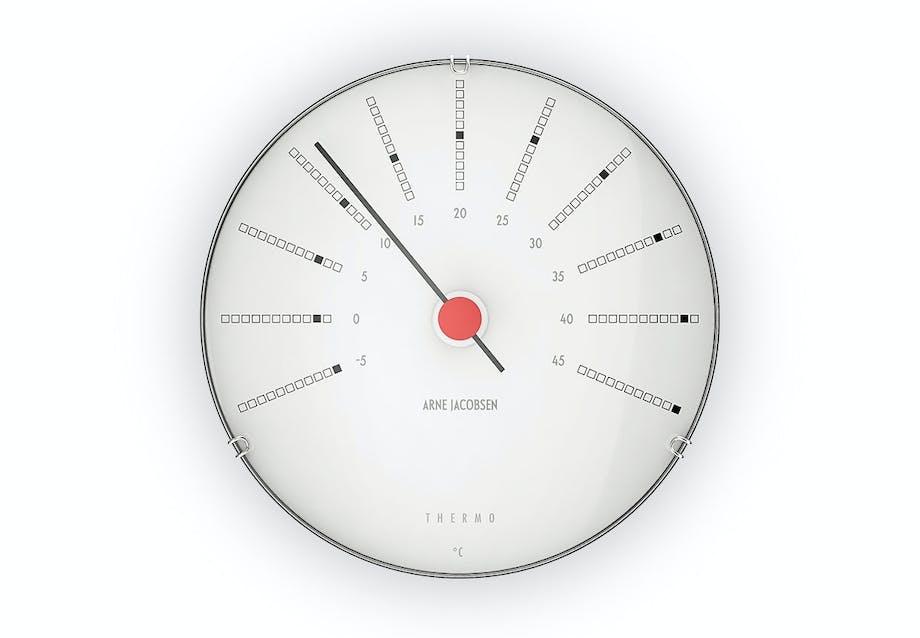 Arne Jacobsens Vejrstation / Hygrometer