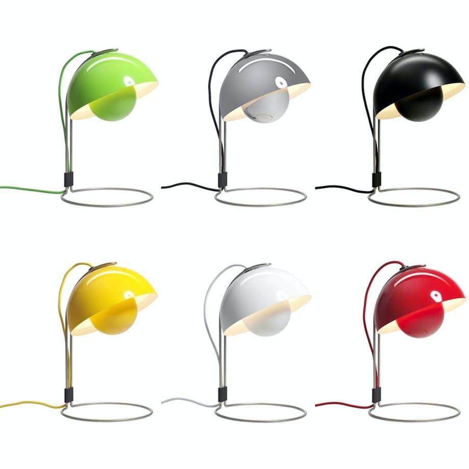 Flowerpot bordlampe