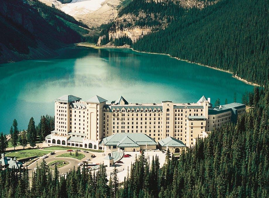 5. Fortryllende hotel i fortryllende nationalpark