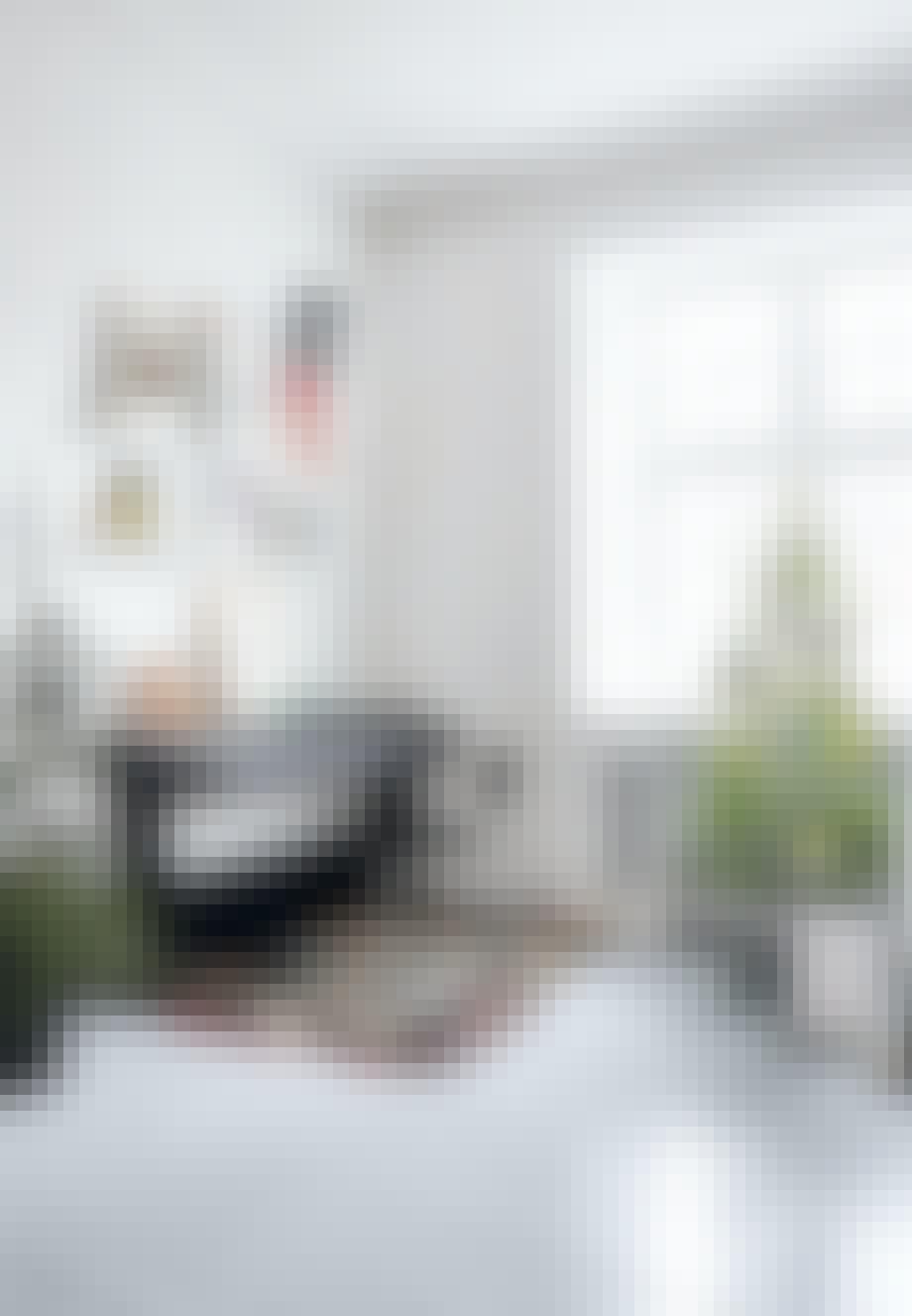 Hyggeligt hjemmekontor på Frederiksberg