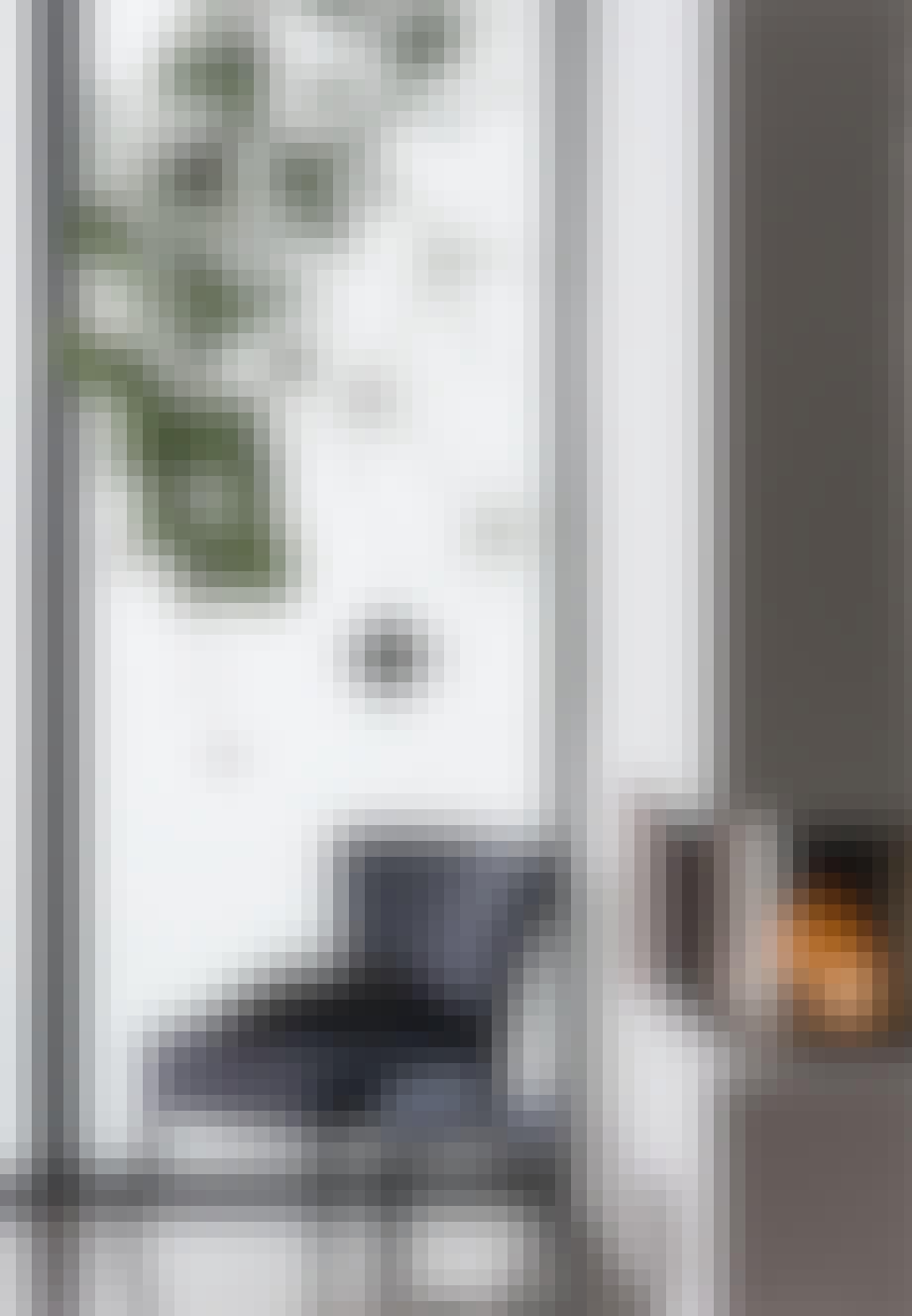 En dekorativ gren