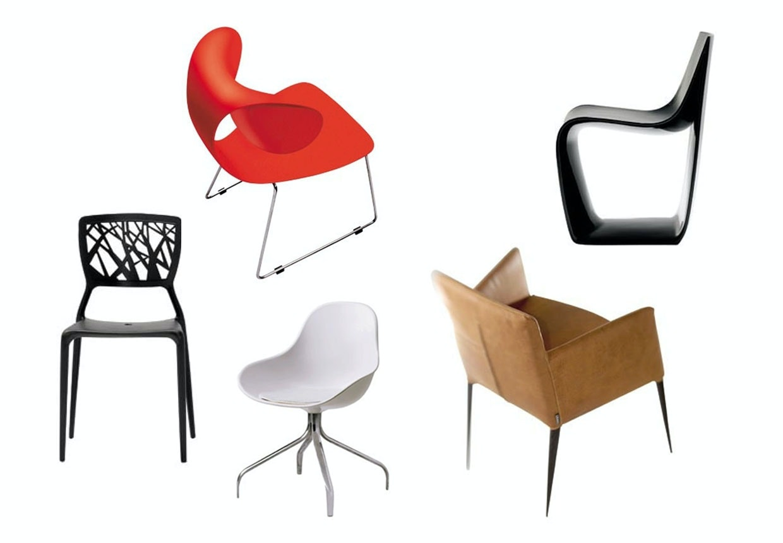 Hypermoderne 40 spisebordsstole - designstole til middagsbordet   bobedre.dk CC-62